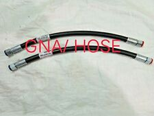 JCB HOSE 3/8BSP ,QTY 2 PCS. (PART NO. 612/00100)