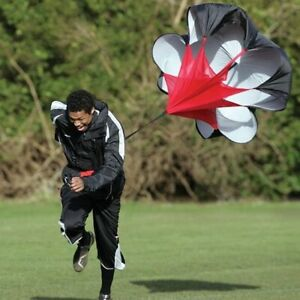 Air Resistance Running Speed Chute