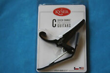 Kyser Quick-Change Classical Guitar Capo, KGCB