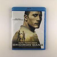 Gridiron Gang (Blu-ray, 2014) *US Import Region A*