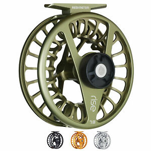 Redington Rise III Fly Fishing Reel - All Line Weights and Colors