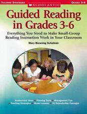 Guided Reading : Everything You Need to Make Small-Group Reading Instruction...