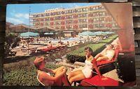 Marriott Motor Hotel~Washington DC Swimming POOL Bathing Beauties 1960s