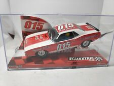 SCALEXTRIC PLYMOUTH BARRACUDA SCX CLUB SCALEXTRIC 2015 REF. A10200S300