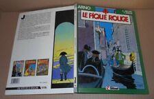 BD Juillard Martin Arno 1 Le pique rouge 1991
