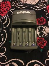 rayovac rechargable battery charger 4 Aa'S