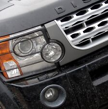 Grey+Silver Disco 4 2014 facelift style front grille for Land Rover Discovery 3