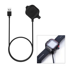 Usb Charging Clip Base Charger Data Sync Cradle for Garmin Forerunner 25 Den