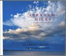 Abraham-Hicks Esther 10 CD Alaskan Cruise 2018 - MOST RECENT