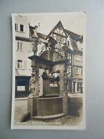 Ansichtskarte Wertheim a. M. Engelsbrunnen (Nr.629)