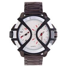 Fastrack Design Ceramic Belt Multi White dial Mens Watch FOREST BRAND