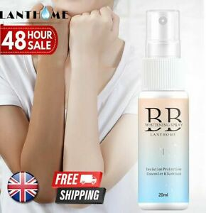 Skin Bright Lightening 💜 Spot Cream Moisturisers Spray Bleach Body Face Blemish