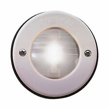 "Perko White Reduced Glare Design Cockpit Utility Light 3"" 5315039 1146DP1WHT MD"