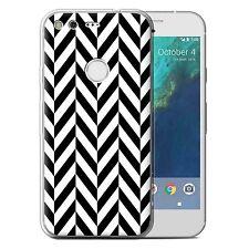 Stuff4 Gel/tpu Case for Huawei Nexus 6p/winter Fashion/herringbone