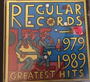 Regular Records 1979 - 1989 Greatest Hits CD