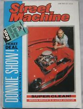 Street Machine Magazine June 1988 Vol.10 No.2