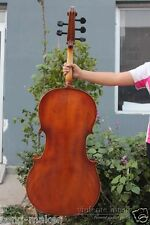 5 String 4/4 Cello Maple Spruce Powerful Sound  Cello bag bow Yinfente