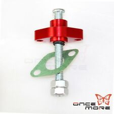 Aluminum Cam Chain Tensioner Adjuster Fits Vn 750 Vulcan 86-06 Klx250 94-96 Red