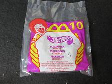 VINTAGE Hot Wheels McDonalds Happy Meal Toy: Maximizer #10 1999
