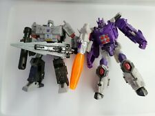 Transformers Generations Loose Lot (Megatron And Galvatron Complete)