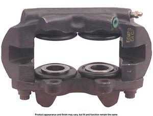 Frt Left Rebuilt Brake Caliper With Hardware  Cardone Industries  18-4406
