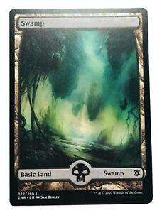 MTG. Zendikar Rising. ZNR. 272. Swamp.