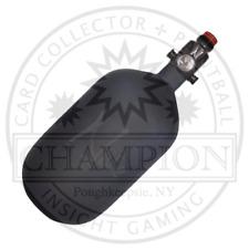 Black Cerakote Ninja Sl2 Paintball 68/4500 Hpa Tank W/ Standard Regulator