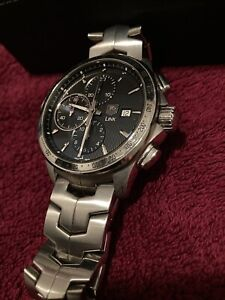 Tag Heuer Link Calibre 16 Automatic Chronograph Swiss Made Watch