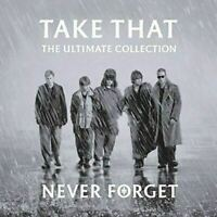 Take That - Never Forget (The Ultimate Collection) (CD 2009) + FAST FREE POSTAGE