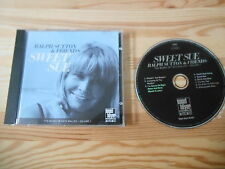 CD Jazz Ralph Sutton Allstars - Sweet Sue (9 Song) NAGEL HEYER