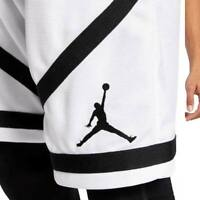 MEN'S AIR JORDAN JUMPMAN CLASSICS FLEECE BASKETBALL SHORTS HBR BLACK RED 3XL