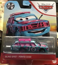 Disney Pixar Cars 2021 Metal Series Blind Spot Crazy8 No:10 Racer Official Rare