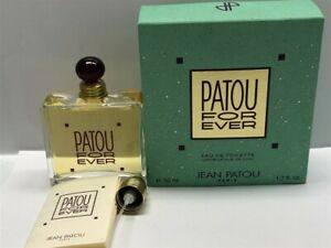 Patou Forever by Jean Patou 1.7 oz/50 ml Eau de Toilette Spray Women, As Imaged
