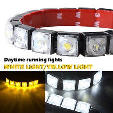6 LED Car Flowing Strip Lamp Arrow Flasher DRL Turn Signal Light Universal