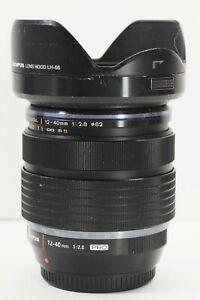 Olympus M.Zuiko Digital Pro 12-40mm F/2.8 AF ED Zoom Lens