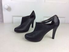 MAURICES Ankle Booties Boots Back Zip Women's 9