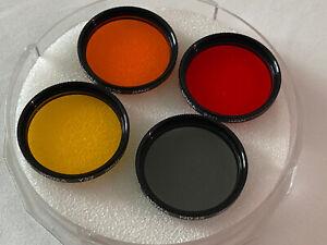 Sigma 30.5mm Neutral Density Filter Set