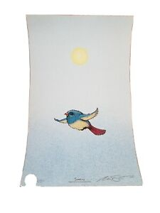 Marq Spusta - Soaring - Main Edition Variant - Signed & Numbered - IN HAND BIRDS