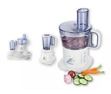 SilverCrest Food Processor, 8 In One, 500W, 8 Functions, Made In Germany