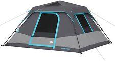 Ozark Trail 6-Person Family Dark Rest Instant Cabin Tent BRAND NEW *NO TAX*