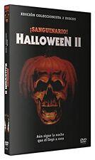 HALLOWEEN 2 II (1981) **Dvd R2** 2 Disc Collectors Edition Jamie Lee Curtis