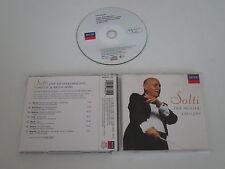 SOLTI/DER MEISTERDIRIGENT(DECCA 436 650-2) CD ALBUM