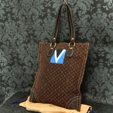 Rise-on LOUIS VUITTON 2005 LV CUP MONOGRAM MINI LIN TANGIER Tote Bag #3