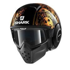 Shark Drak Sanctus Casque de Moto Noir pour Homme XL (HE2902EKOOXL)