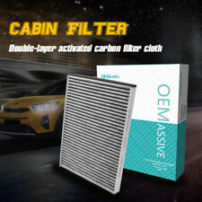 Car Pollen Cabin Air Filter For Cadillac DTS DeVille Pontiac Bonneville Firebird