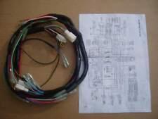 kawasaki 750H2 1972/73 faisceau electrique principal