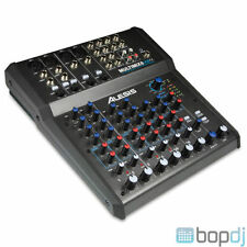 Alesis Pro Audio Mixers with Built - in Effects