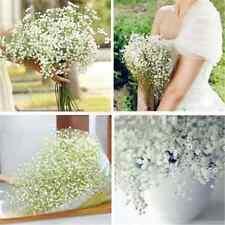 Romantic Gypsophila Floral Artificial Fake Silk Flower Plant Home Wedding Decor