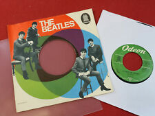 """The Beatles  I'LL CRY INSTEAD / A TASTE OF HONEY 7"""" Single Odeon O 22789 Germany"""