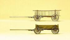 Preiser 30413 estacionado leiter- y Furgoneta, Modelo a escala, H0